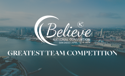 Your Time to Believe Competition Winners Revealed