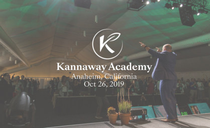 Register Your Event Voucher for the Kannaway Academy - Anaheim Today!