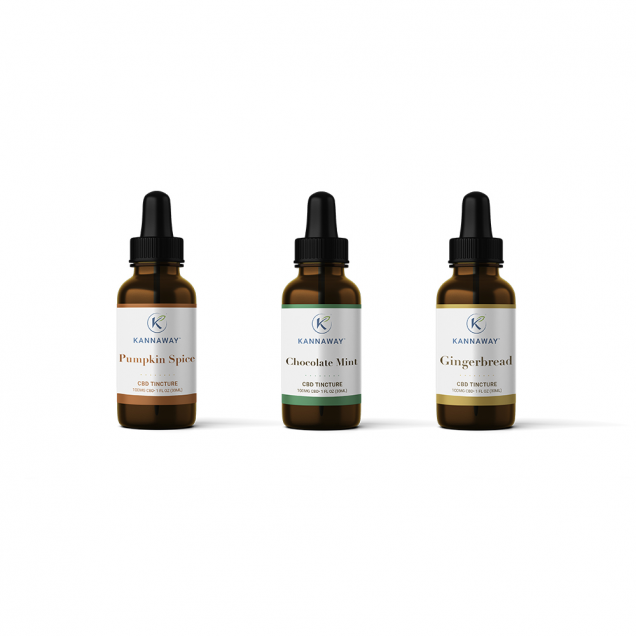 Pure Liquid 1 oz Flavored Holiday Trio