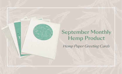 Announcing Limited Release of Kannaway's New Hemp All Occasion Greeting Cards