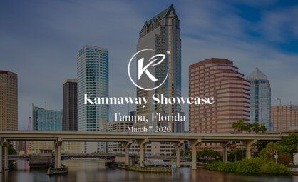 Early Bird Pricing Extended for the Kannaway Tampa Showcase