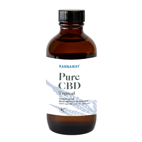 Pure CBD Topical 1500mg