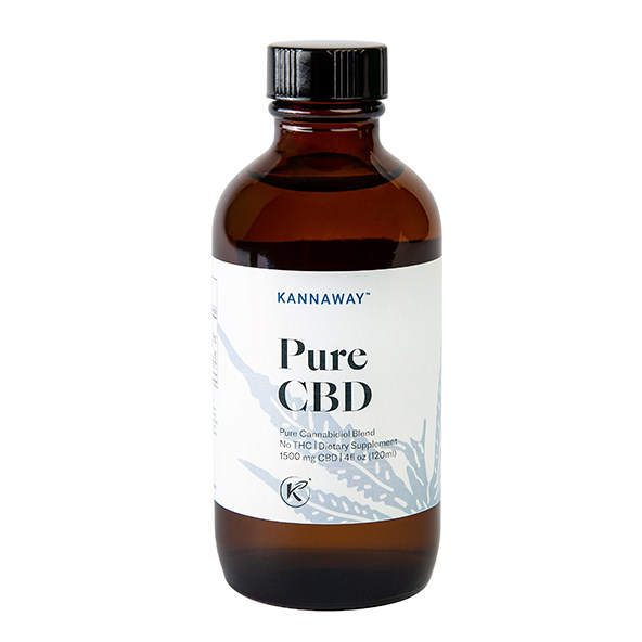 Pure CBD Liquid 1500 mg