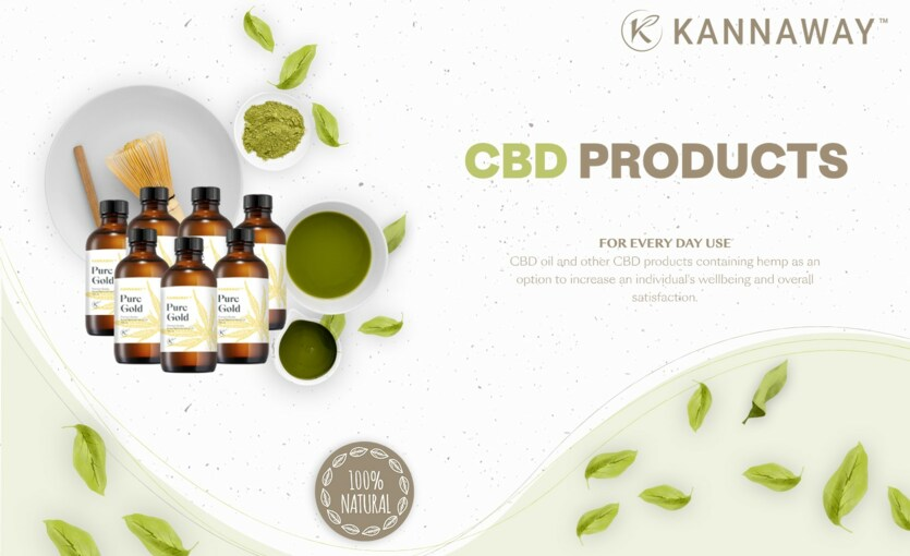 CBD Products for everyday use