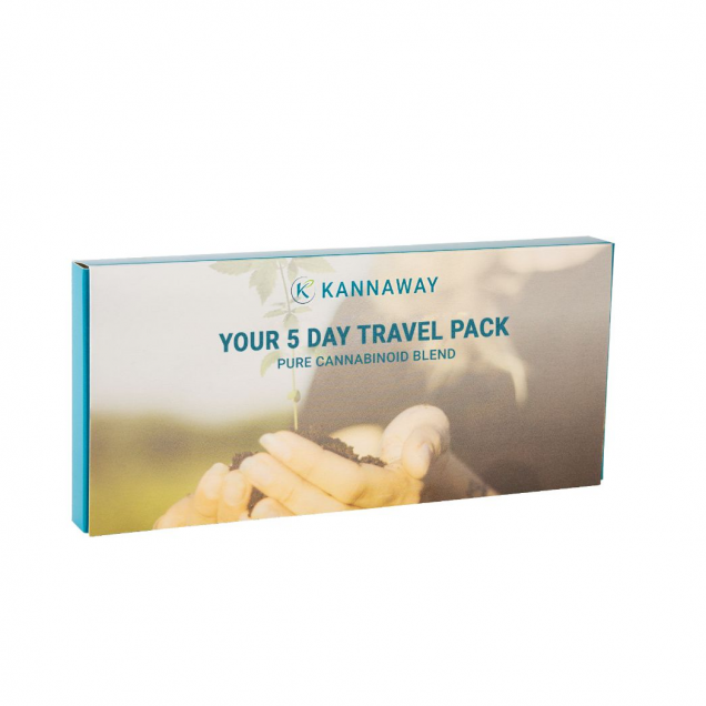 Pure CBD Travel Pack