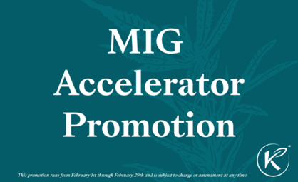 Accelerate your Potential MIG in February