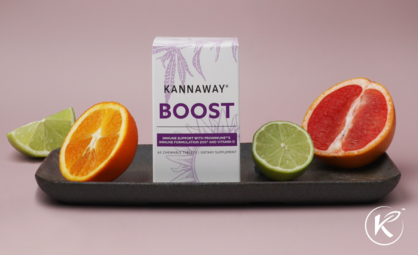Product Spotlight: Get to Know Kannaway Boost