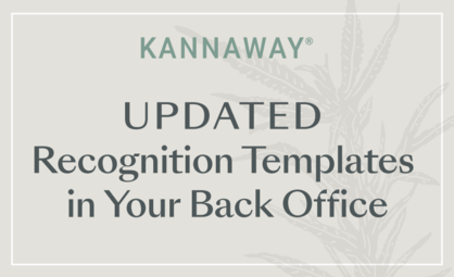 Kannaway® Unveils New Branded Recognition Templates