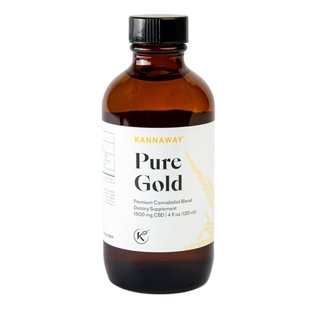 Pure Gold 1500mg