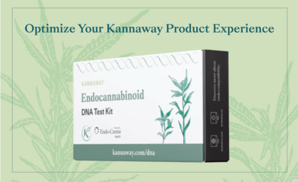 Endocannabinoid DNA Kit: Test Your Cannabis Compatibility