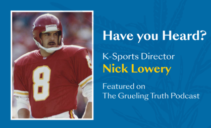 Nick Lowery Shares K-Sports Updates on Popular Sports Radio Show