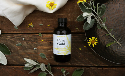 Product Spotlight: Get to Know Our Pure Gold