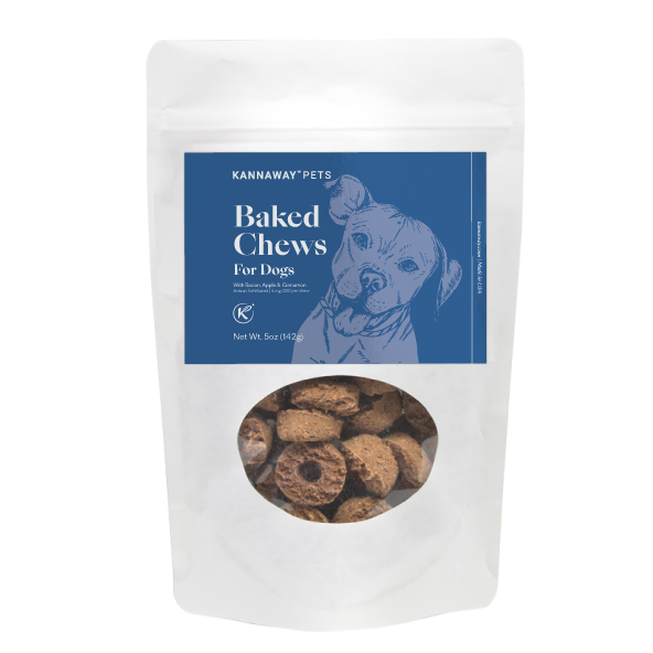 Kannaway Pets: Baked Chews for Dogs