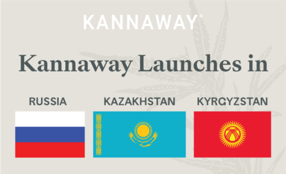 Kannaway Launches in Russia, Kazakhstan, and Kyrgyzstan
