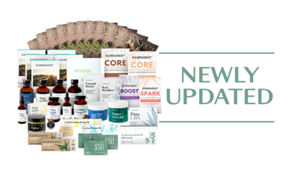 Total Product Experience Value Pack Updated with Latest Kannaway Products