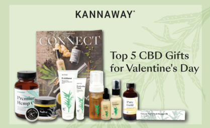 Top 5 CBD Valentine's Day Gifts for 2020