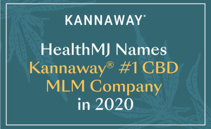 Kannaway Recognized as Top CBD MLM Company in 2020