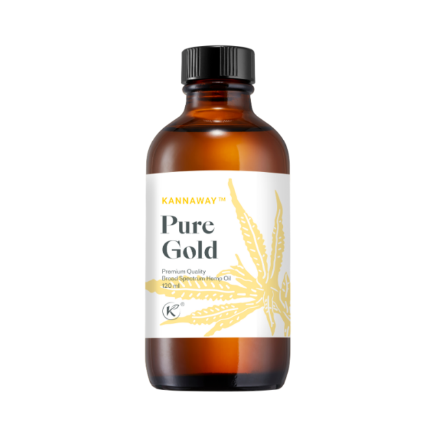 Pure Gold 120 ml
