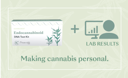 Kannaway Introduces New Endocannabinoid DNA Test Kit