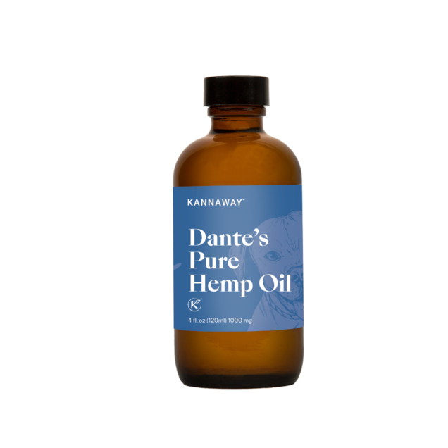 Dante's Pure Hemp Oil