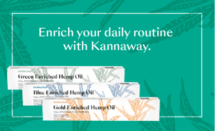 Introducing Kannaway's New Enriched Oil Applicators
