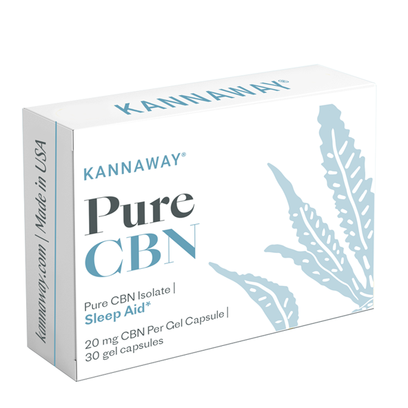Pure CBN Gel Capsules