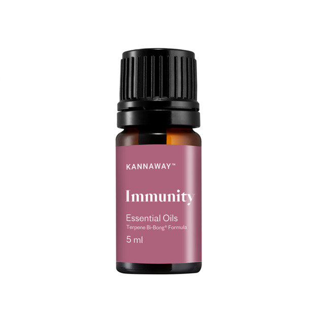 Essential Oils Immunity