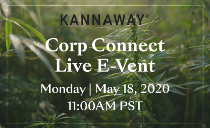 Join us for Corp. Connect May 18