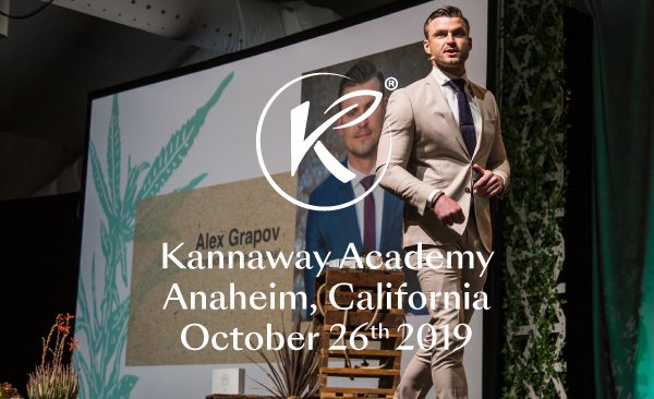 Alex Grapov to Speak at Kannaway Academy Event This October