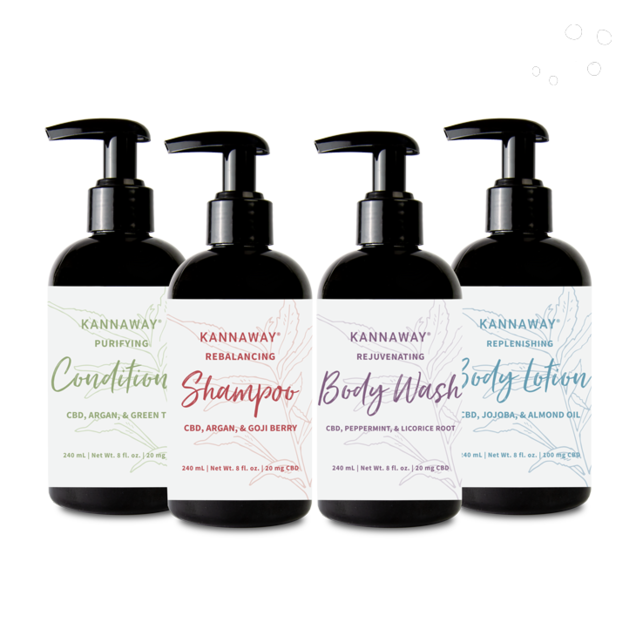 Body & Hair Care Bundle