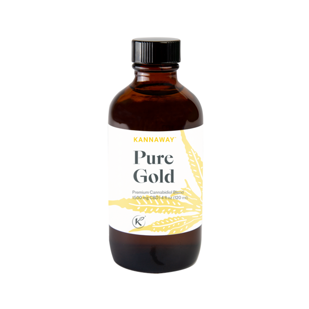 Pure Gold 1500 mg