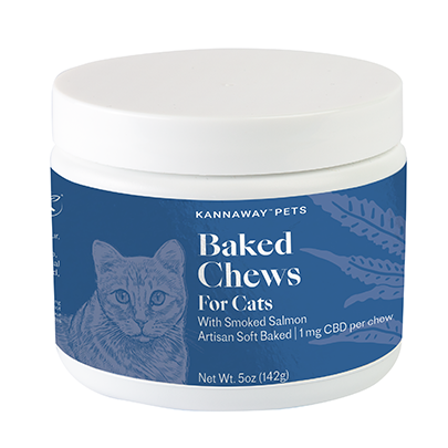 Kannaway Pets: Baked Chews for Cats