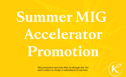 Accelerate Your MIG Opportunities this Summer!