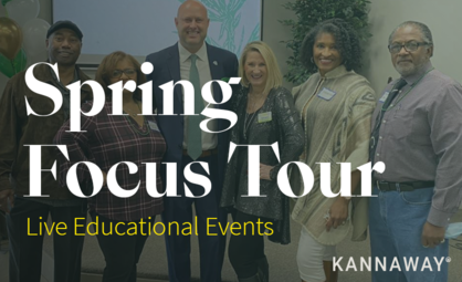 Announcing the Kannaway Spring Focus Tour