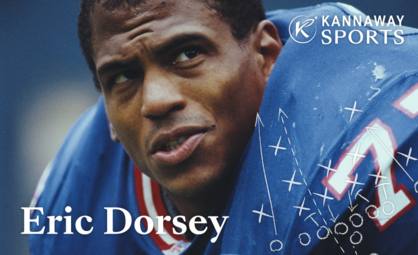 Eric Dorsey Added to the Kannaway Sports Team