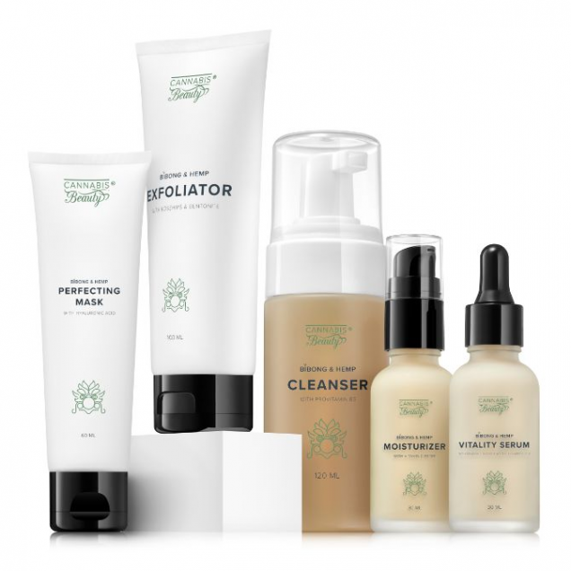 Cannabis Beauty Bundle