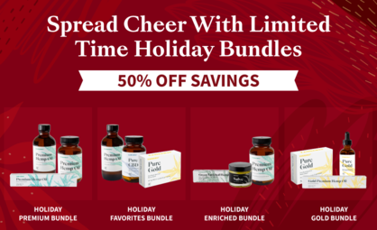 Spread Cheer With Limited-Time Holiday Bundles