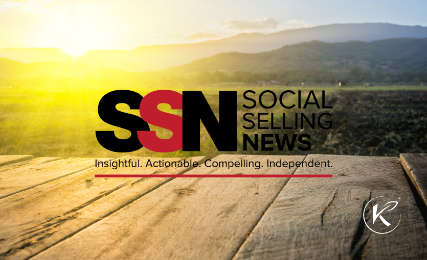 Kannaway CEO Blake Schroeder Featured in Social Selling News