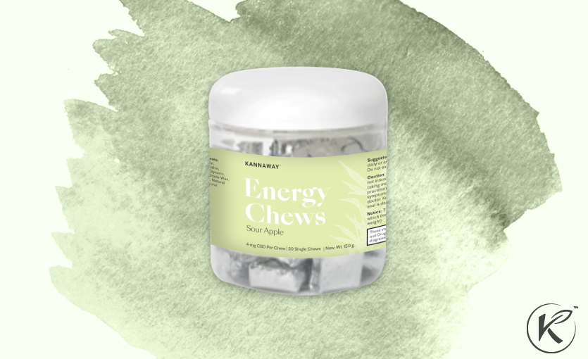 Introducing Limited-Release Kannaway Energy Chews