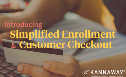 Simplified Enrollment and Customer Checkout