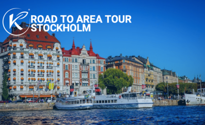Road to Area Tour – Stockholm Recap