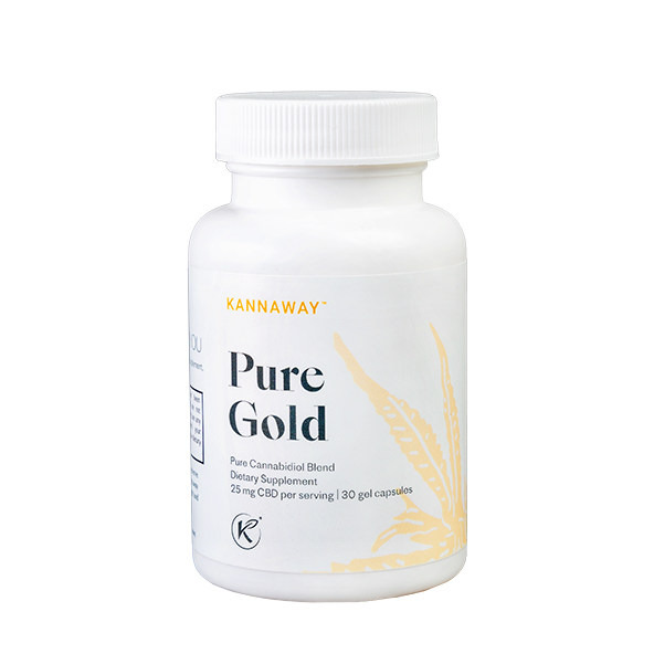 Pure Gold Soft Gels