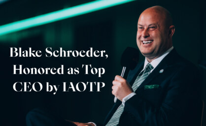 Kannaway CEO Blake Schroeder selected as Top CEO of the Year by IAOTP