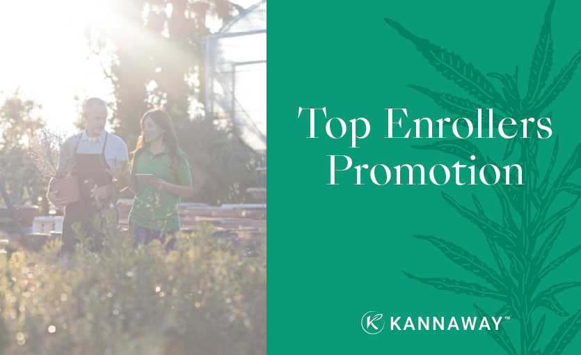 Kannaway Reintroduces New Top Enrollers Promotion