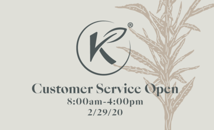 Customer Service Open on Leap Day