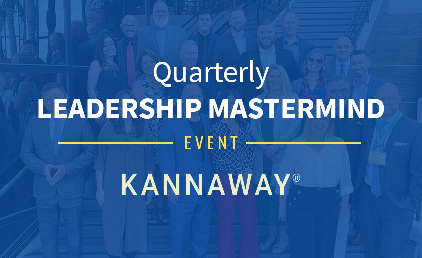 Announcing the Quarterly US Leadership Mastermind Event