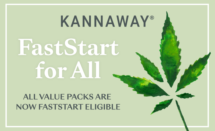 All Value Packs are Now FastStart Qualifying