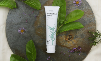Product Spotlight: Get to Know Our Green Tea & Hemp Perfecting Mask