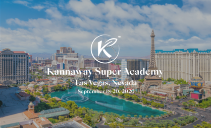 Join Us at the Kannaway Super Academy in Las Vegas