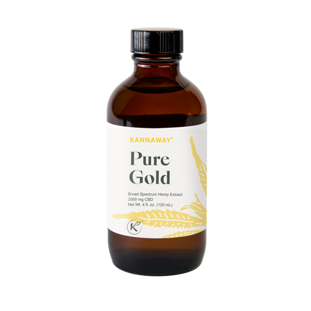 Pure Gold 2000mg